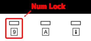 NumLock2