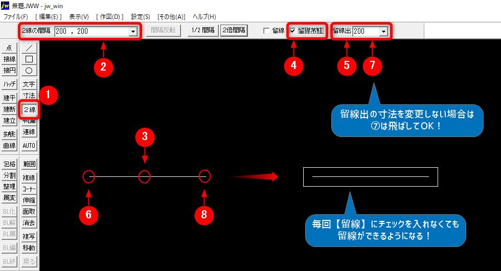 包絡テクニック2