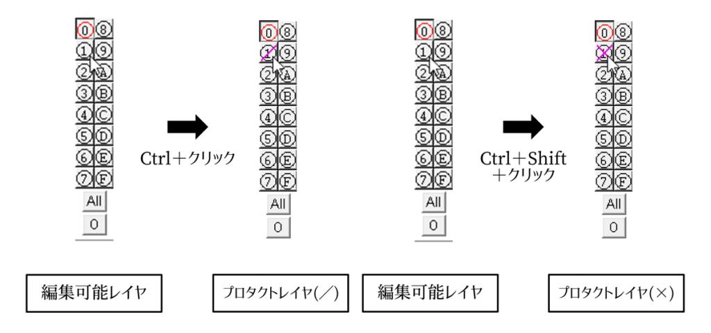 プロタクトレイヤの設定方法
